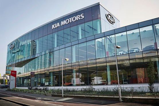 Norton Way runs the Kia- owned GWR Kia flagship  site in west London