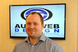 Martin Dew, head of digital marketing at Autoweb,