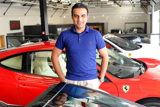 Shakeel Shah, Shak's Specialist Cars