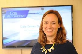 Allison Nau, head of data solutions at Cox Automotive