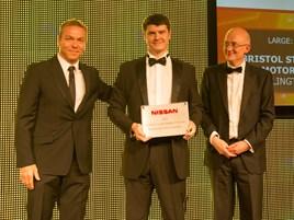 Bristol Street Motors Nissan Darlington Wins Customer