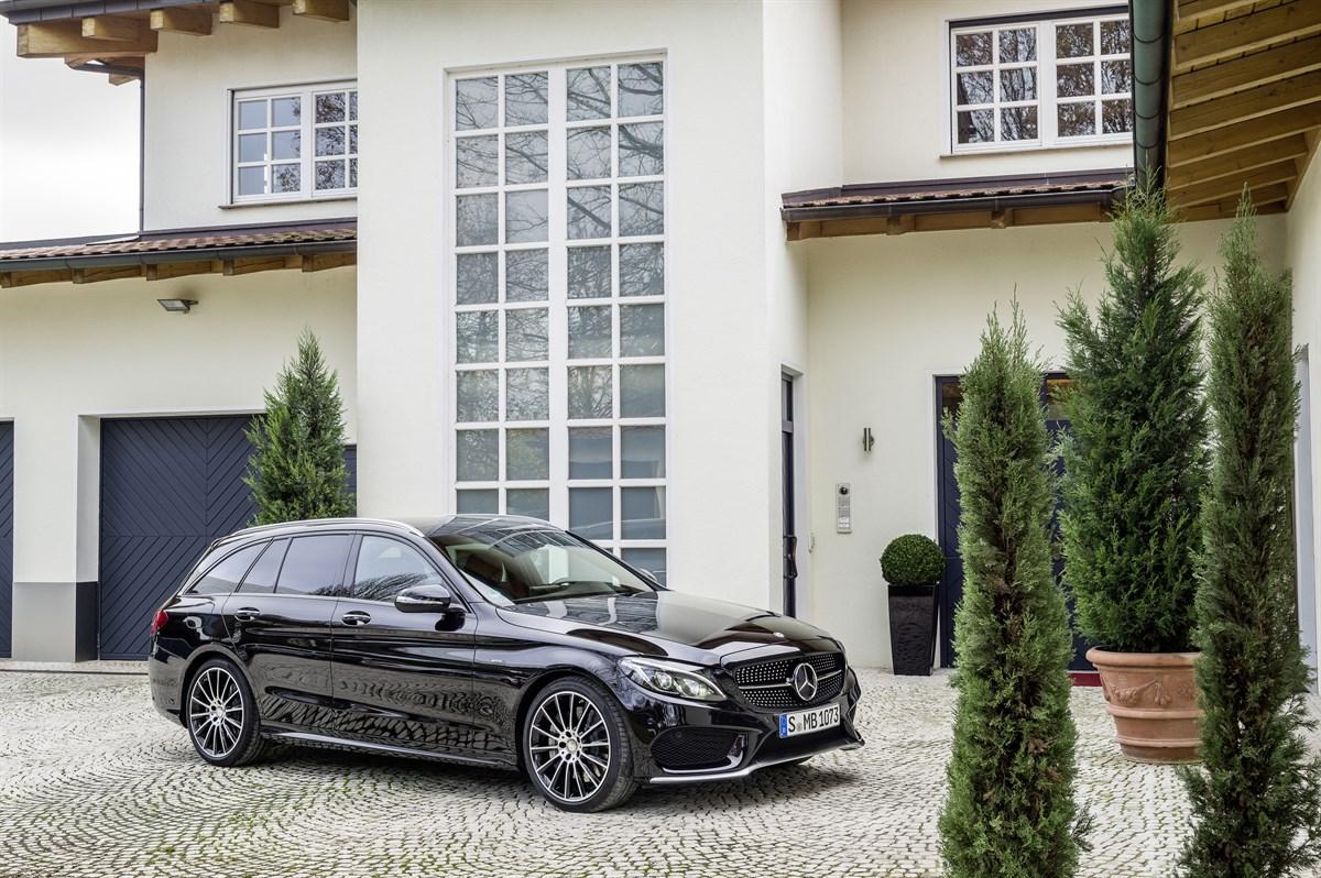 Mercedes Benz Reveals All New C450 Amg Sport Car Manufacturer News