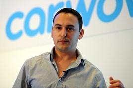 Carwow sales director John Miele.