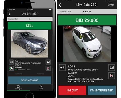 Car Auction Apps >> Aston Barclay Auction App Sells 5m Of Cars In Eight Months