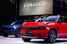 Lynk & Co cars