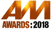 AM Awards 2018 logo