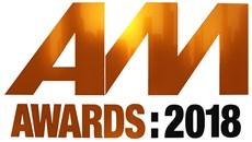 AM Awards 2018 logo