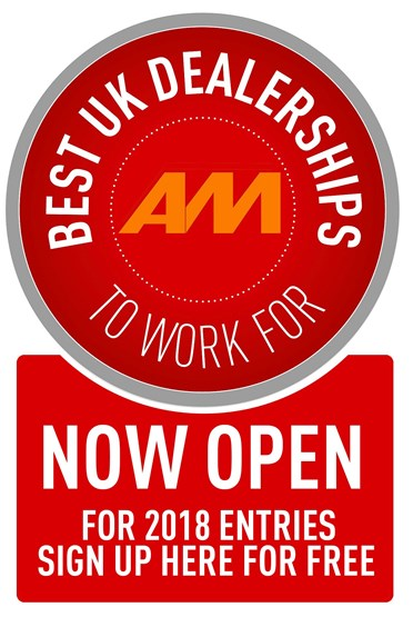 AM Best UK Dealerships to Work For CTA