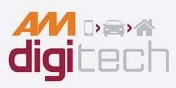 AM DigiTech 2018 logo