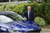 Andy Barratt, Ford of Britain