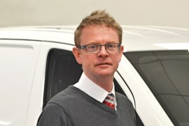 Andy Provis, Wessex Garages' group fleet/business centre manager,