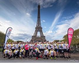 BCA's Paris challenge reaches the Eiffel Tower