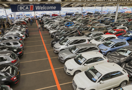 Used Car Values Rose 7 88 As Bca Recorded Record Volumes In January