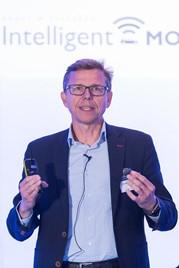 Bernhard Blattel of BMW