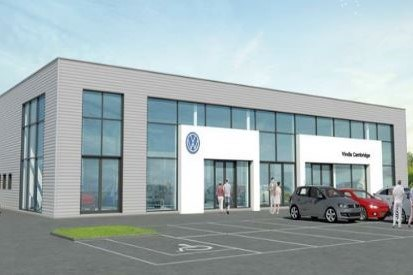 Vindis Group Submits Cambridge Volkswagen And Skoda Plans