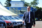 Jonathan Dunkley, CarShop's  chief executive,