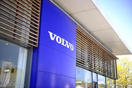 new car sales growth prompts volvo car uk to strengthen. Black Bedroom Furniture Sets. Home Design Ideas