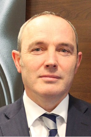 David Higson, head of technical and service quality, Mercedes-Benz Vans