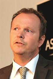 David Scarborough,  director, Aston Barclay  Vehicle Remarketing