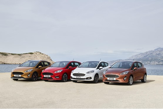 New Fiesta Ford Dealers To Get More Opportunity With Vignale And Active Models Gallery Video Car Model News