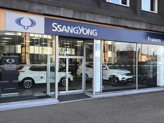 Audi Car Dealership Edinburgh