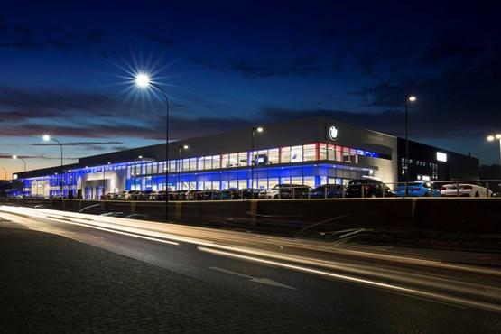 Sytner Bmw Sheffield >> Sytner opens UK's largest BMW and Mini dealership (gallery) | Car Dealer News