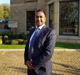 Gavin Cunjamalay JCT600 regional sales manager for the West Midlands