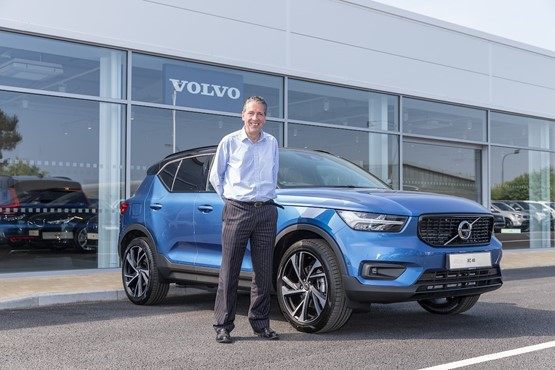 Esplanade Returns Volvo Dealership To Isle Of Wight After