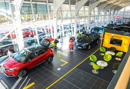 Groupe Renault UK 'Dealer Excellence' awards