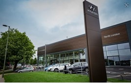 Endeavour Automotuive's Hyundai North London dealership