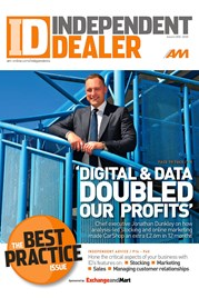 Independent Dealer cover autumn 2016