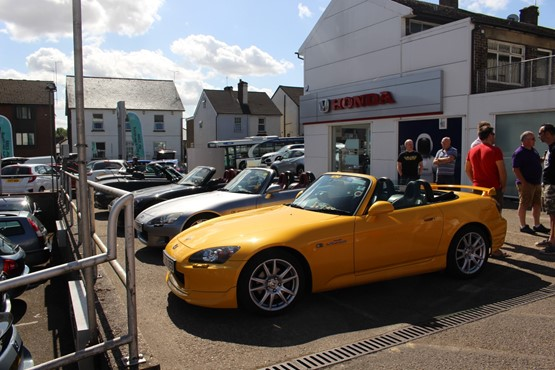 Redhill Honda Hosts Fourth Annual S2000 Open Day