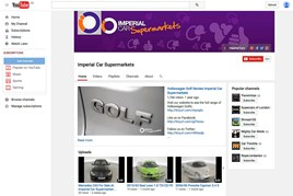 Imperial Cars Supermarket youtube