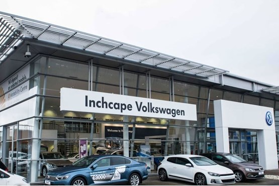 Eight Cars Destroyed By Suspected Arson At Inchcape