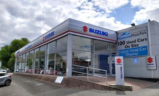 Invicta Motors joins Suzuki dealer network in Maidstone