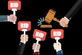 Independent dealer auctions