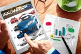 car dealer tablet