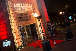 Isuzu dealer awards 2017