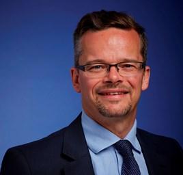 KPMG's UK head of automotive, Justin Benson
