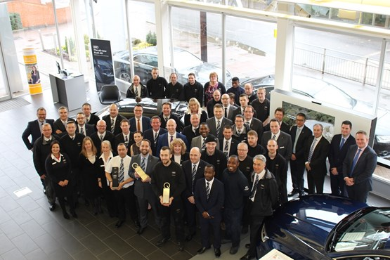 Jardine motors group hits audi q power awards for six for Jardine group