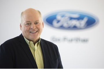 Ford appoints 'true visionary' Jim Hackett as president and CEO
