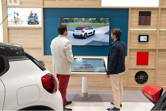 psa opens first of 30 39 digital dealerships 39 car dealer news. Black Bedroom Furniture Sets. Home Design Ideas