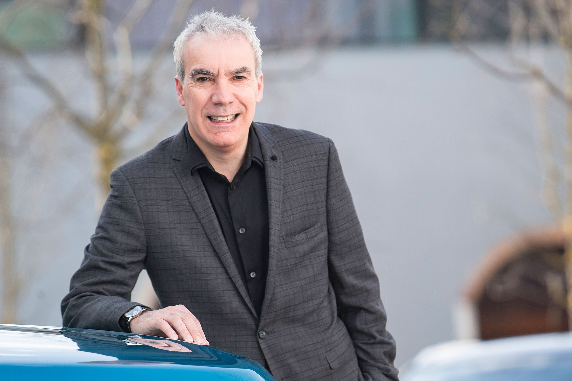 Dale Wyatt, managing director, Suzuki GB