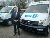 LDV UK dealer development manager Bill Laidlaw