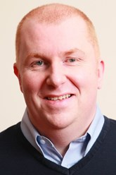 Mark Wilkie, TrustFord fleet and CV director