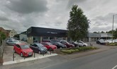 Oxford Maserati and the used car centre