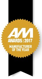 Mazda UK won the AM Award for Manufacturer of the Year in 2017