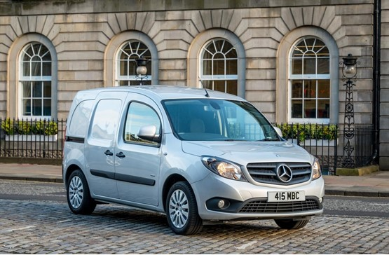 Mercedes Benz Vans Launches A New Approved Used Van