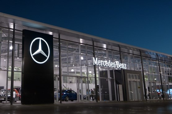 Vertu Motors Buys Greenoaks Mercedes Benz Car Dealerships