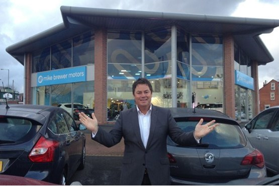 tv 39 s mike brewer opens second used car site car dealer news. Black Bedroom Furniture Sets. Home Design Ideas